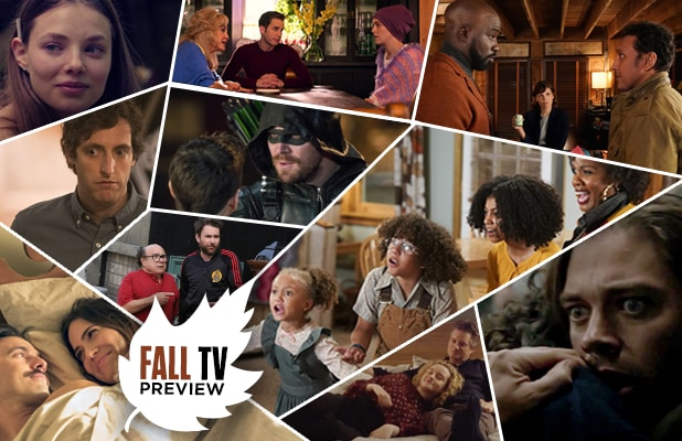 Fall TV premiere dates