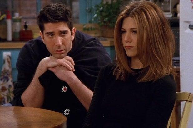 Sorry, Rachel: New Poll Says Single 'Friends' Fans Side With Ross in the 'Break' Debate
