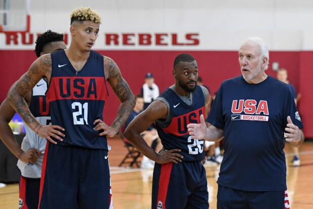 Twitch, USA Basketball