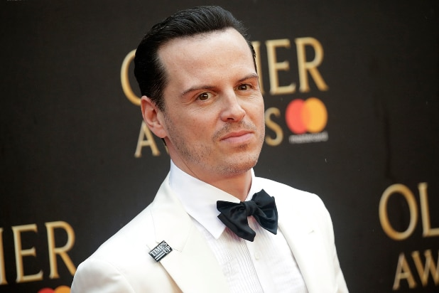 'Fleabag' Actor Andrew Scott Joins 'His Dark Materials' at HBO