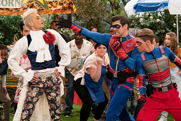 Nickelodeon Christmas Specials.Henry Danger Musical Special Posts 2 Year Ratings High For