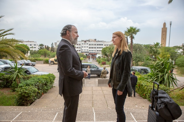 New Showtime Series 2020 Homeland' Final Season Gets Feb. 2020 Premiere Date From Showtime
