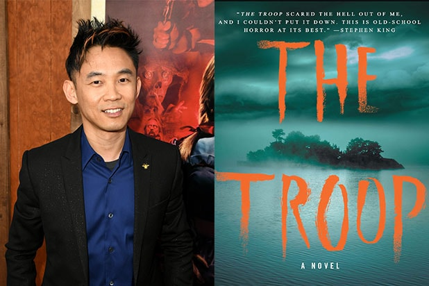 James Wan The Troop