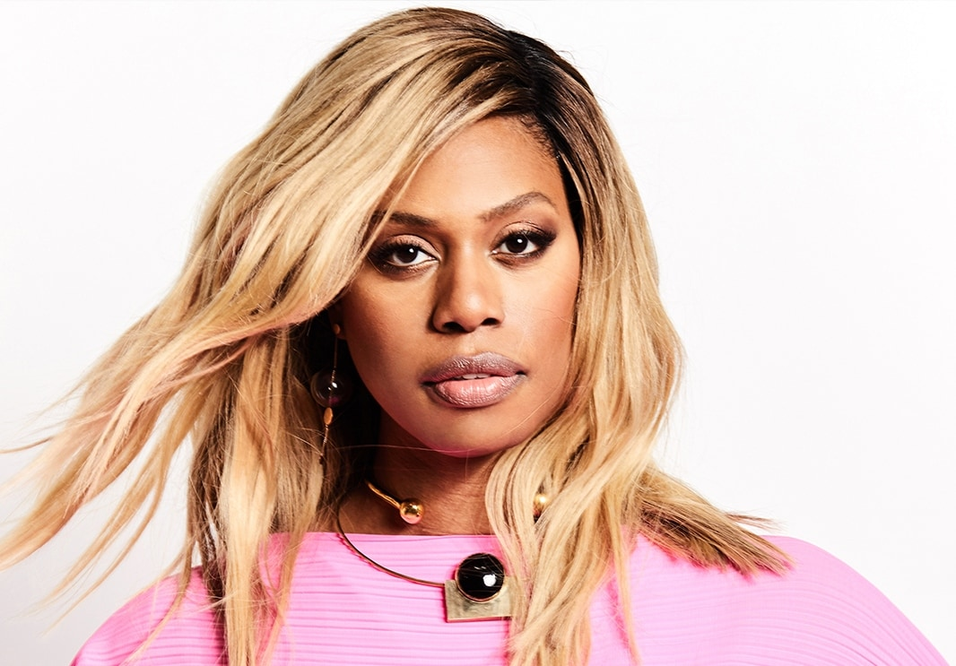 Laverne Cox Talks IMDb Birth Name Policy: 'Lives Are at Stake if We Get These Things Wrong' (Video)