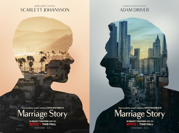 Marriage Story Charlie Nicole Posters