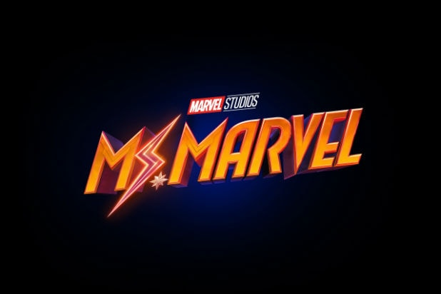 Ms Marvel Logo Disney Plus Marvel Studios