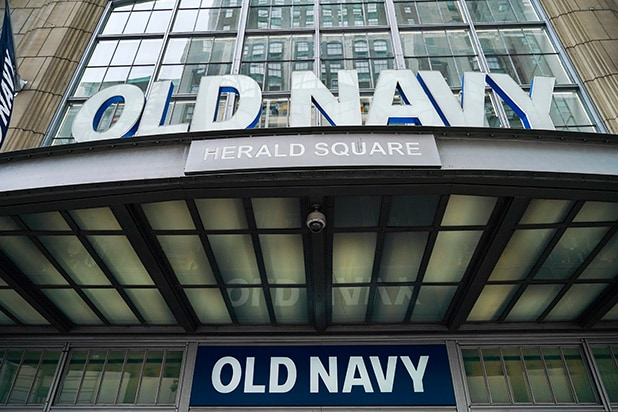 Woman Accuses Old Navy of Keeping Employees of Color Off