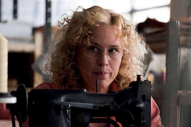 Patricia Arquette Escape at Dannemora