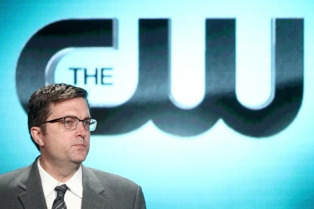 Paul Hewitt the CW
