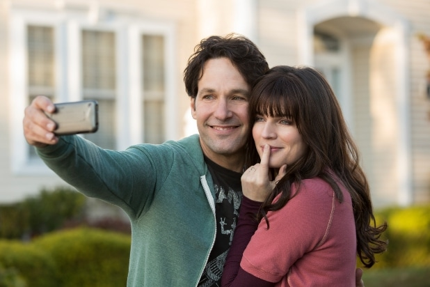 Paul Rudd, Aisling Bea Living With Yourself