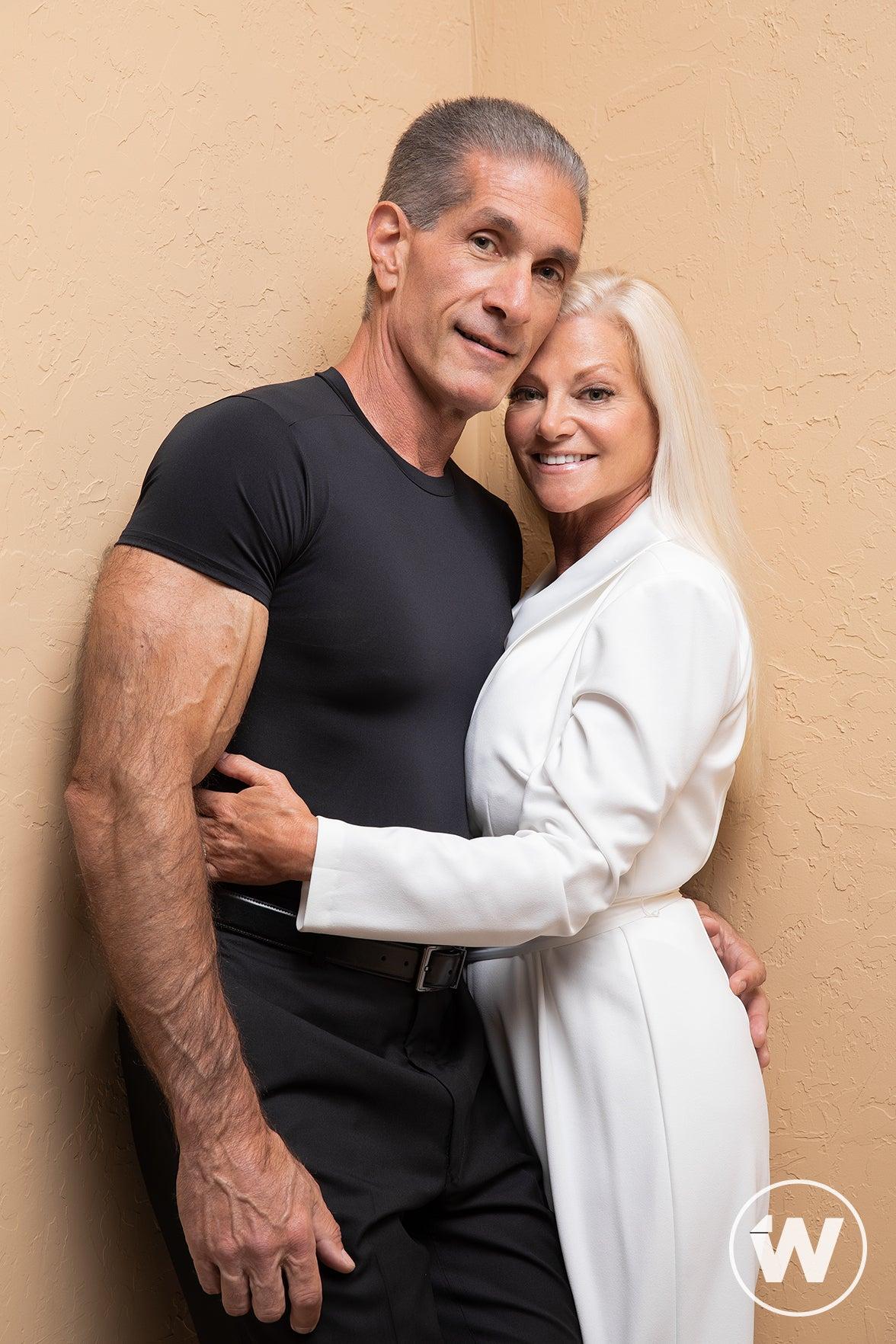 PeeWee Piemonte and Julie Michaels, SEAL Team