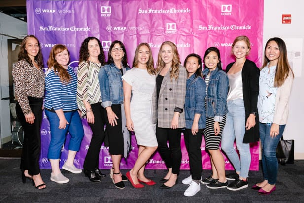 Guests at Power Women SF 2019