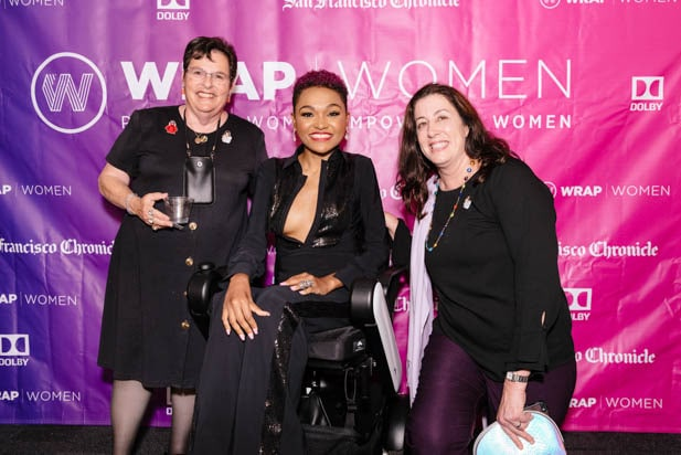 Lolo Spencer at Power Women SF 2019