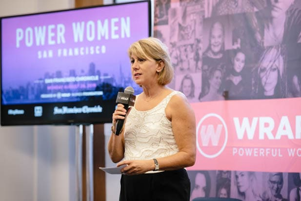 Sharon Waxman at Power Women SF 2019
