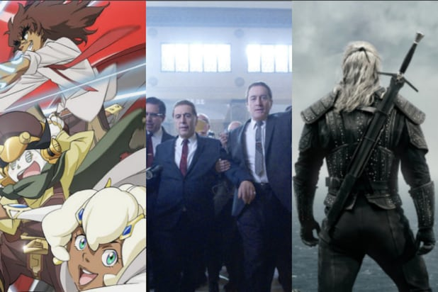 'Cannon Busters,' 'The Witcher,' 'The Irishman,' and More 2019 Projects We're Excited About (Podcast)
