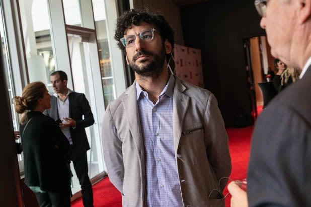 ShortList film curator Landon Zakheim