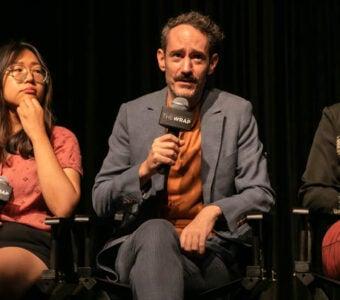Jon Frickey at ShortList 2019