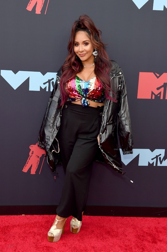 Snooki 2019 VMAs