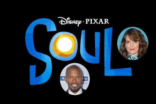 Soul Pixar Jamie Foxx Tina Fey