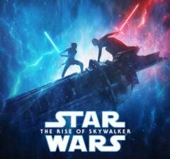 Star Wars the Rise of Skywalker Crop Disney