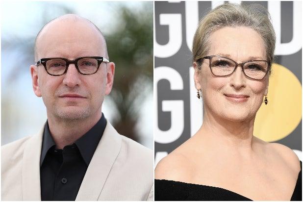 Steven Soderbergh Meryl Streep