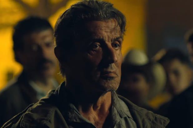 Sylvester Stallone Rambo Last Blood