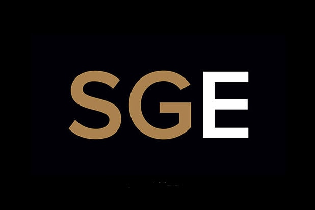 Synergy Global Entertainment SGE Logo