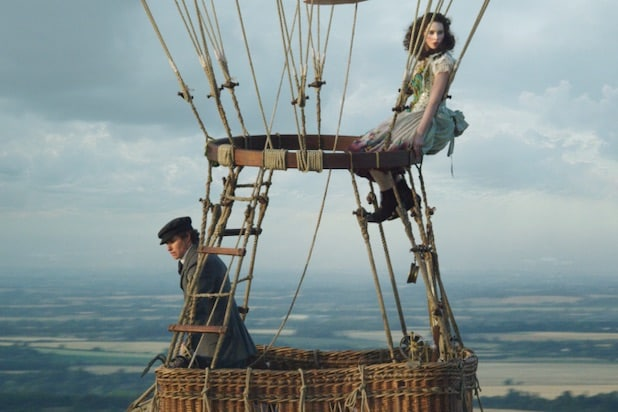 Eddie Redmayne and Felicity Jones Soar Higher 'Than Anyone Has Ever Been' in 'The Aeronauts' Trailer (Video)