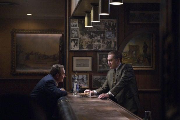 Martin Scorsese's 'The Irishman' Hits Theaters, Netflix in