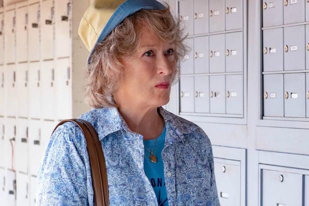 The Laundromat Meryl Streep
