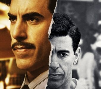 The Spy Sacha Baron Cohen (1)