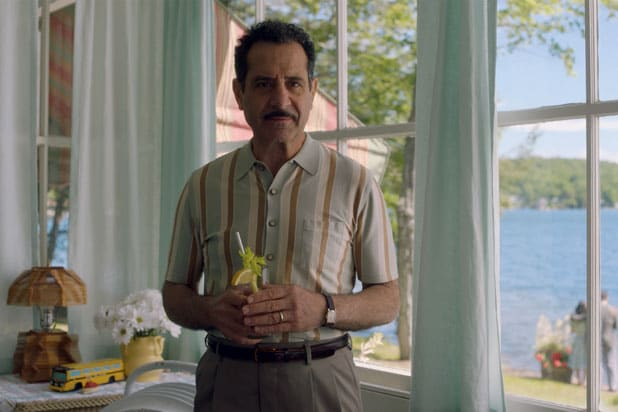 'Marvelous Mrs. Maisel' Star Tony Shalhoub on the Biggest Challenge of Season 2's Key Scene: 'Doing Nothing'