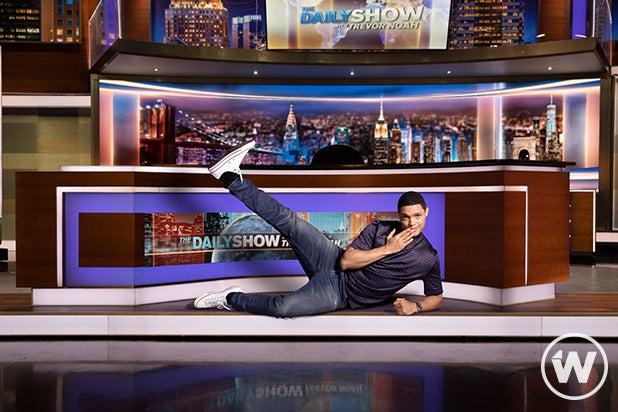 Trevor Noah The Daily Show