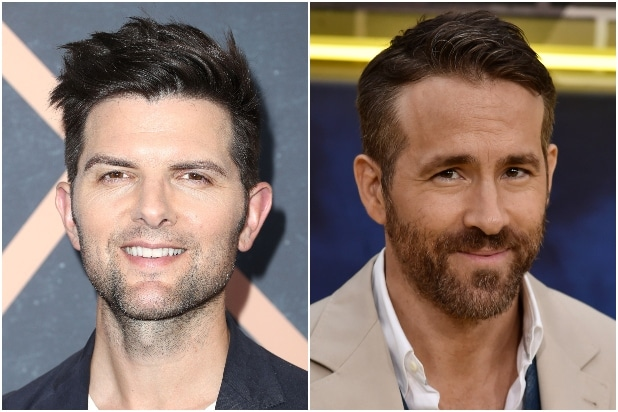 adam scott, ryan reynolds