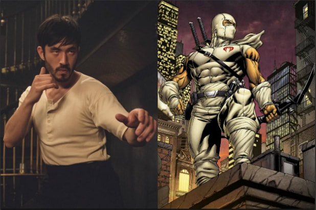 andrew koji storm shadow gi joe snake eyes