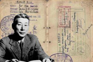 Chiune Sugihara Transit Visa