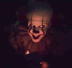 does it chapter two have a post credits scene pennywise