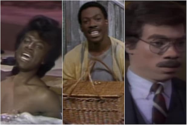 Christmas Miracle Snl.10 Eddie Murphy Snl Characters That Could Be Revived
