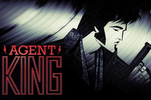 elvis agent king