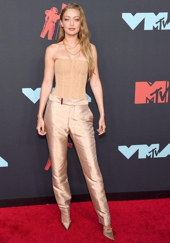 Gigi Hadid 2019 MTV VMAs