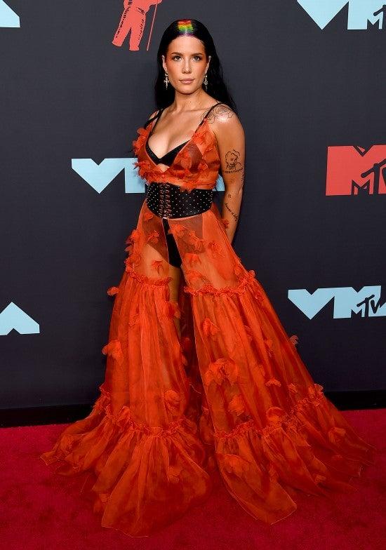 Halsey 2019 MTV VMAs