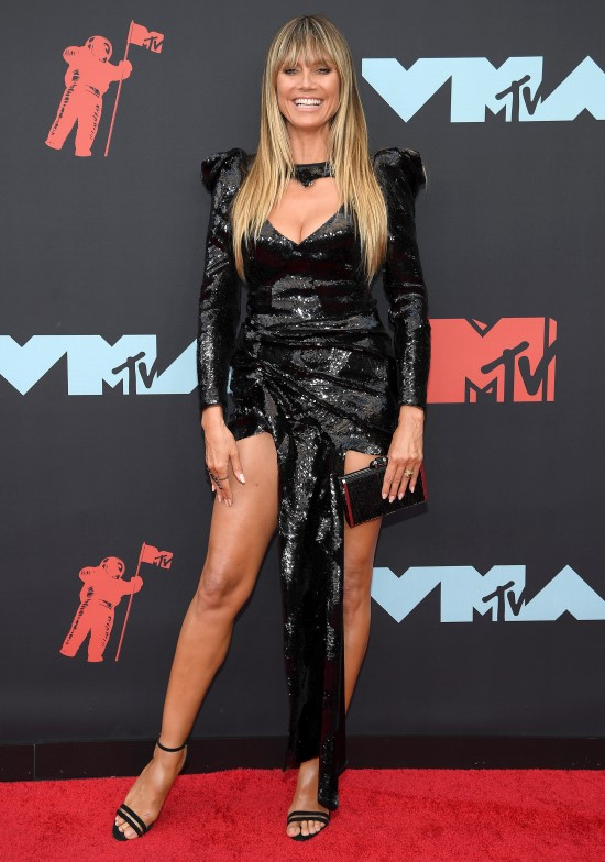 Heidi Klum 2019 MTV VMAs