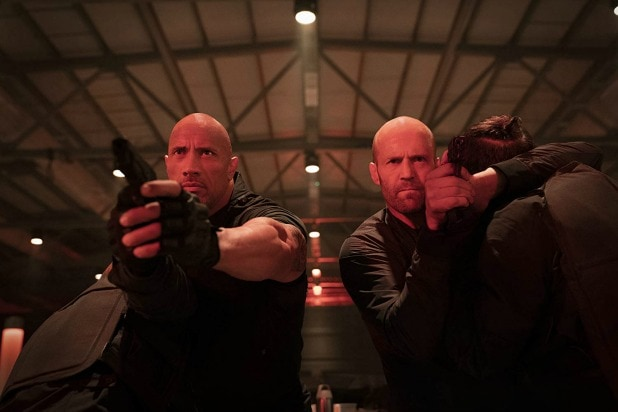 Hobbs and Shaw are the spin-offs.