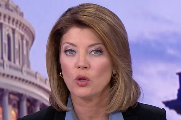 CBS Evening News' Norah O'Donnell Caught on Hot Mic During Placido Domingo Segment