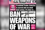 New York Post weapons ban