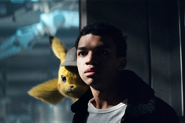 Pokemon Detective Pikachu' Star Justice Smith Loves 'Pokemon Go