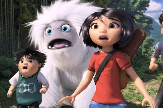 'Abominable' Will Try to Draw Families to Theaters While 'Joker' Looms