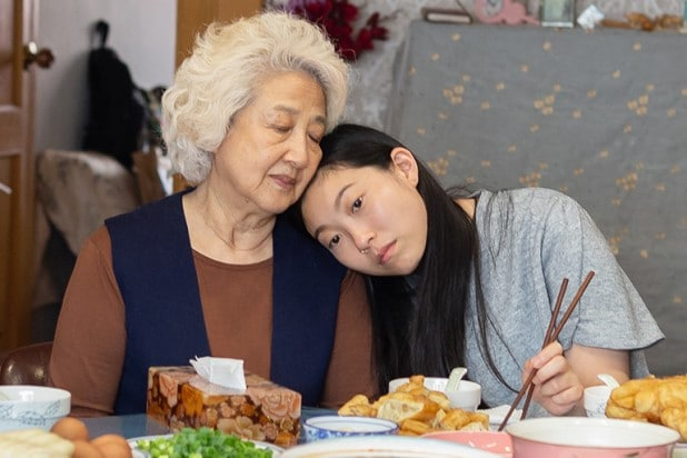 Shuzhen Zhao Awkwafina The Farewell