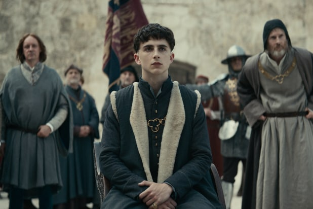 The King' Film Review: Timothée Chalamet Fights for the