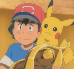 Ash Ketchum Pokemon Champion Alola